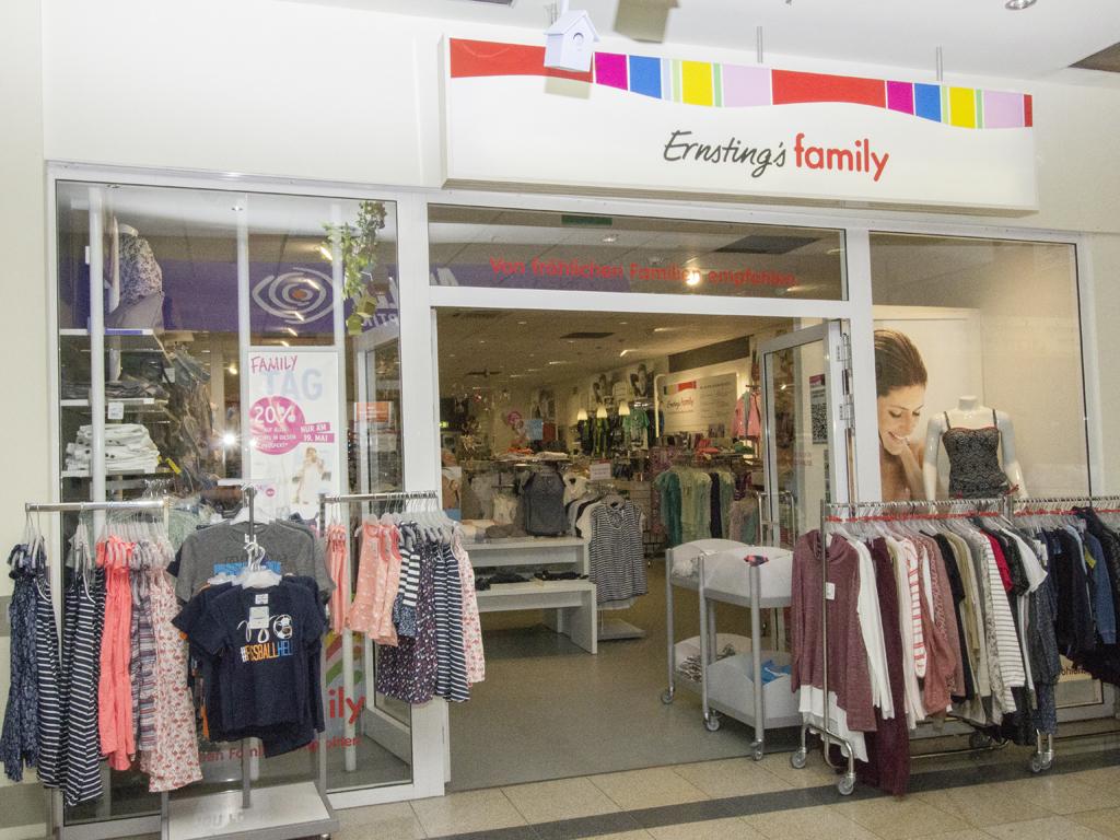 Ernsting S Family Einkaufszentrum Werderpark